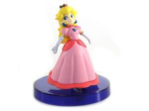 Nintendo Super Mario Galaxy Peach Desk Top Figure