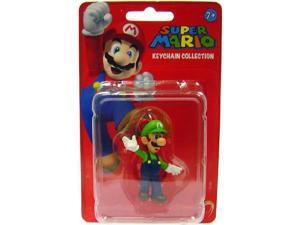Nintendo Super Mario Luigi 2 Inch Keychain