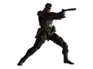 MGS Peace Walker Snake Sneaking Suit Ver. Play Arts Kai Action Figure