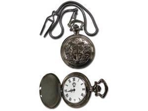 Black Butler Sebastian's Pocket Watch