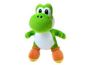 """Super Mario Brothers Yoshi 8"""" Plush Toy Doll"""