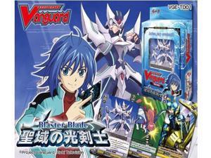 Cardfight!! Vanguard Blaster Blade Starter Deck English Version