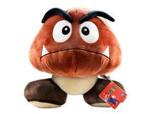 "Nintendo Super Mario Brothers Gooma 12"" Plush"