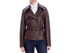 BGSD Women's Safari New Zealand Lambskin Leather Jacket