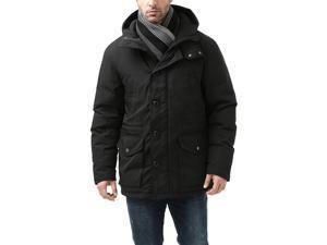 """BGSD Men's """"Tommy"""" Hooded Waterproof Down Parka Coat"""