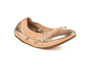 "Momo Grow Girls ""Layla"" Foldable Ballet Flat Shoes"