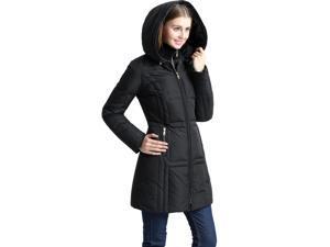 "BGSD Women's ""Whitney"" Water Resistant Down Puffer Coat"