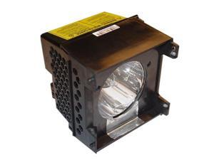 TOSHIBA Y67-LMP Replacement Lamp with Housing