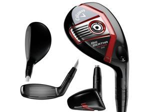 Callaway Big Bertha Alpha 815 Hybrid 406863130337 RH #3 Graph Stiff NEW