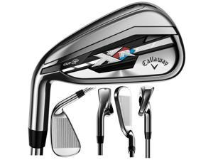 Callaway XR Iron Sets LH 4-PW Steel Reg NEW
