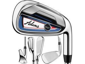 Adams Blue Iron Set RH 5-PW, AW Graph Reg F7526507 NEW