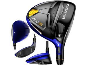 Cobra Fly-Z Strong Blue Fairway Wood CLOSEOUT RH 17-20 Graph Senior NEW