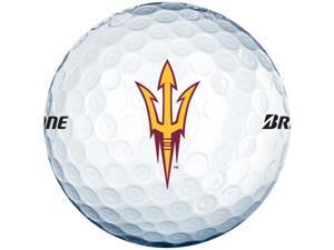 Bridgestone NCAA Collegiate e6 Golf Balls Arizon State 1 Dozen CLOSEOUT NEW