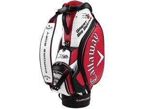 2016 Callaway Staff Bag Red/White/Black NEW