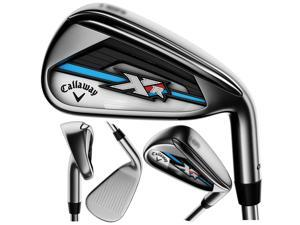 Callaway XR OS Iron Set RH Steel Stiff NEW