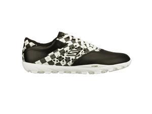 2014 Skechers Ladies Go Golf Shoes 6 13570BKW NEW
