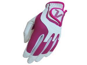 Volvik Ladies Omni Golf Gloves Pink NEW