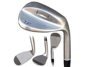 2016 Fourteen TF Nickel Chrome Wedge RH 52 10 True Temp Steel S400 NEW