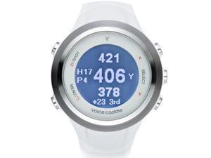 Voice Caddie T2 Golf GPS Watch White NEW