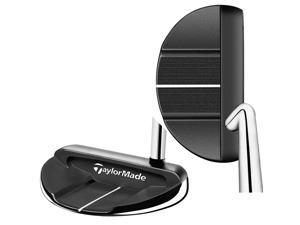 TaylorMade Ghost Tour Black Putter W/SuperStroke Grip LH NEW