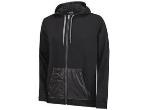 2015 Adidas Capsule Hooded Golf Jacket CLOSEOUT Black Small NEW