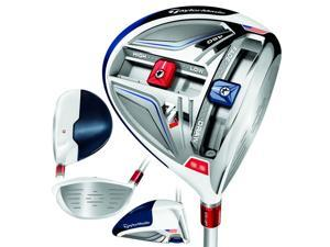 2016 TaylorMade M1 Special Edition Stars and Stripes Driver 460cc RH 9.5 Graph Stiff NEW