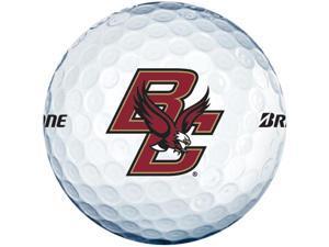 Bridgestone NCAA Collegiate E6 Golf Balls Boston College 1 Dozen CLOSEOUT NEW