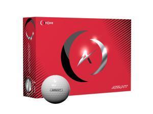2016 OnCore Avant Golf Balls 1 Dozen White NEW