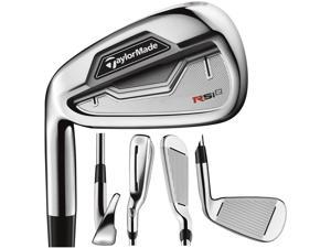 TaylorMade RSi 2 Forged Iron Set LH 5-PW,SW Steel Reg NEW