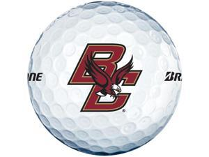 Bridgestone NCAA Collegiate E6 Golf Balls Boston College 1 Dozen CLOSEOUT NEW