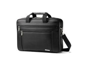 "Samsonite Classic 17"" Two Gusset Briefcase"