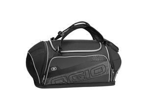 Ogio Endurance 8.0 Duffel Bag (Black / Silver)