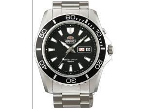 Orient Black Automatic Dive Watch CEM75001B (Black Mako II)