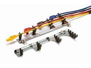 Taylor Cable 42460 Chrome Linear Wire Loom Kit