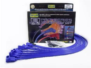 Taylor Cable 76602 8mm Spiro Pro&#59; Ignition Wire Set