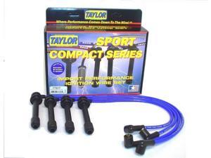 Taylor Cable 77607 8mm Spiro Pro&#59; Ignition Wire Set