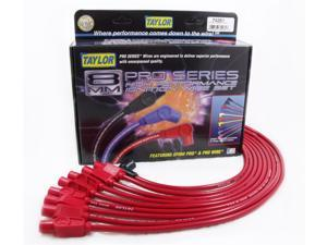 Taylor Cable 74261 8mm Spiro Pro&#59; Ignition Wire Set