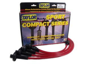 Taylor Cable 74291 8mm Spiro Pro&#59; Ignition Wire Set