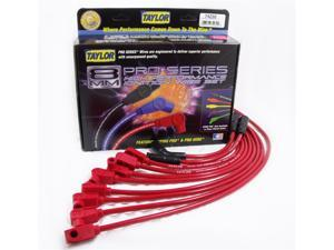Taylor Cable 74239 8mm Spiro Pro&#59; Ignition Wire Set Fits 96-97 Camaro Firebird