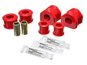 Energy Suspension 4.5195R Sway Bar Bushing Set Fits 11-14 Mustang