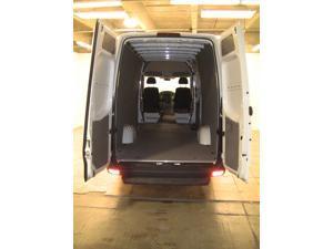 Penda DVS4250166X Penda Van Panel System Fits 07-15 Sprinter 2500 Sprinter 3500