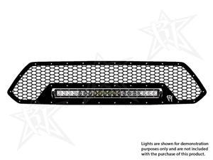 Rigid Industries 40552 LED Grille Insert Fits 12-15 Tacoma