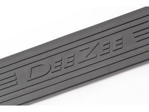 Dee Zee DZ151-26 UltraBlack Aluminum Side Steps Universal 4 in. Oval