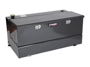Dee Zee DZ91742B Specialty Series&#59; ComboTool Box/Liquid Transfer Tank&#59; .125 Aluminum Black Tread&#59;