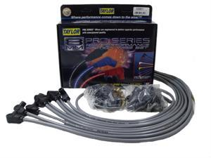 Taylor Cable 53851 8mm Spiro Pro&#59; Ignition Wire Set