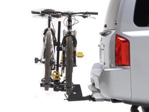 "Hollywood Racks Sport Rider-SE 4 Bike Platform Style Rack 2"" Receiver"