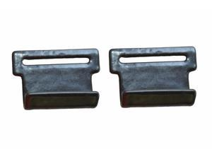 Rightline Gear Saddlebag Car Clips