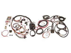 Painless Wiring 10150 21 Circuit Direct Fit Jeep CJ Harness