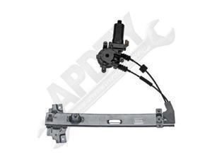 Auto 7 910-0360 Window Regulator For Select Hyundai Vehicles
