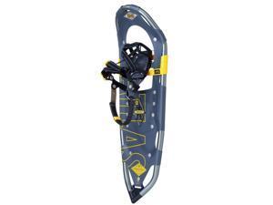 Atlas Snowshoes Rendezvous 25 Snowshoe - Color Gray/Yellow